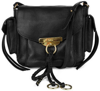 Kooba Ranger Leather Shoulder Bag $278 thestylecure.com