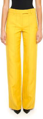 Valentino Crepe Trousers