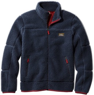 L.L. Bean L.L.Bean Men's Mountain Pile Fleece Jacket
