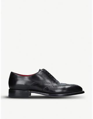 BARRET Duke leather oxford shoes