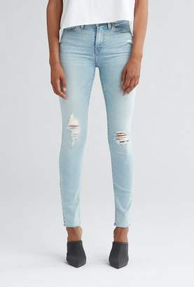 Hudson Jeans Nico Midrise Super Skinny Ankle Jean
