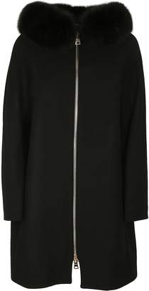 Herno Fox Fur Coat