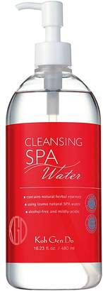 Koh Gen Do Women's Cleansing Spa Water with Pump - 480ml