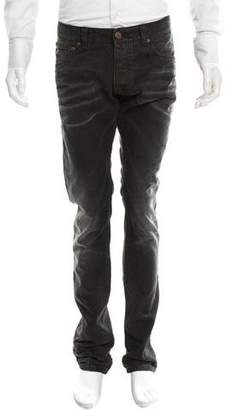 ARI Five Pocket Straight-Leg Jeans w/ Tags