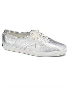 Keds Champion Metallic Leather Sneaker