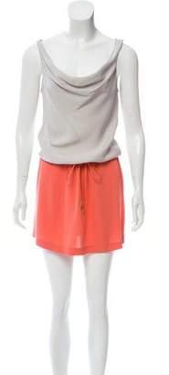 Diane von Furstenberg Tadd Silk Dress