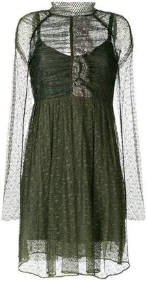 Schumacher Dorothee lace skater dress