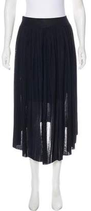 Demy Lee Pleated Kendra Skirt w/ Tags