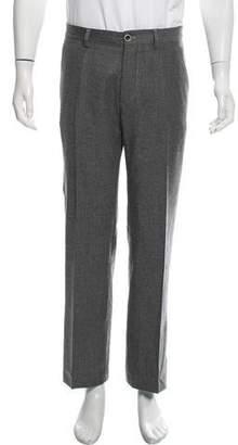 Brunello Cucinelli Wool Dress Pants