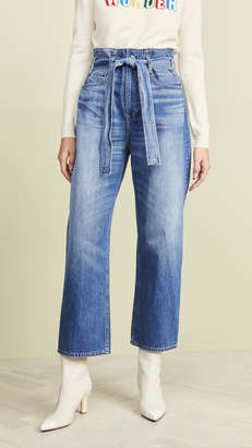 3x1 Kelly Paperbag Jeans