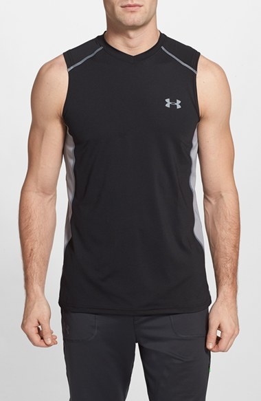 Men's Under Armour 'Raid' Heatgear Fitted Tank Top