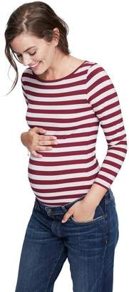 J.Crew Hatch CollectionHatch The Striped Boatneck Tee