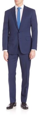 Polo Ralph Lauren Purple Label Wool Serge Suit