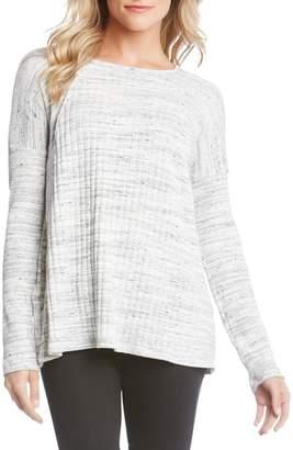 Karen Kane Rib Knit Sweater
