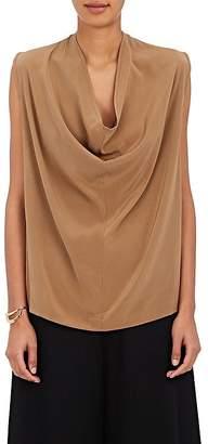 Zero Maria Cornejo Women's Joss Silk-Blend Blouse