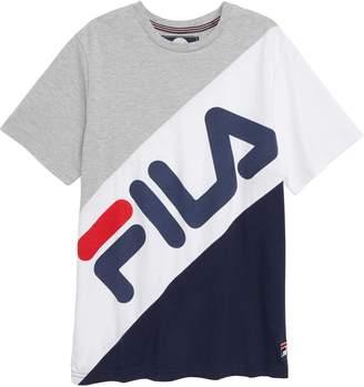 Fila Banner Stripe T-Shirt