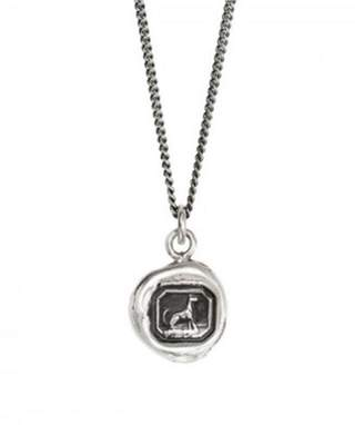 Pyrrha Dog Talisman Necklace