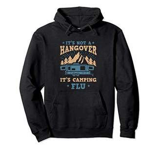 Camper RV Travel Trailer Funny Camping & Drinking Pullover Hoodie
