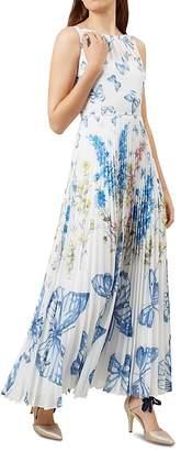 HOBBS LONDON Gardenia Maxi Dress $355 thestylecure.com