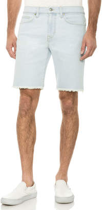 Joe Men's Unfinished-Hem Bermuda Shorts