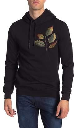 Antony Morato Embroidered Fleece Jacket