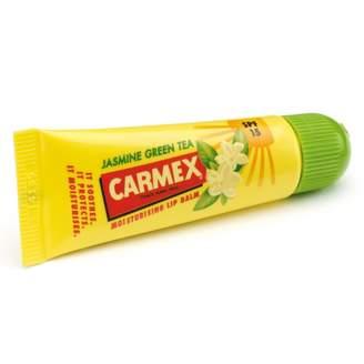 Carmex Jasmine Green Tea Moisturising Lip Balm Squeeze Tube SPF15 10 g