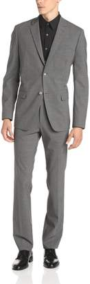 Theory Men's Wellar Half Canvas New Tailor Suit Jacket