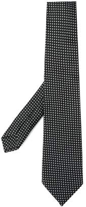 Tom Ford spotted jacquard tie