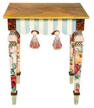 Mackenzie Childs MacKenzie-Childs Beechwood Side Table