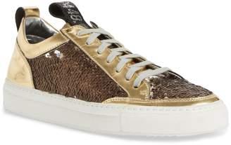 P448 Soho Sequin Low Top Sneaker