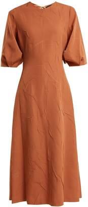 Joseph Dante round-neck dress