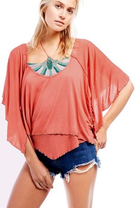 Women's Free People Mayfair Tee $98 thestylecure.com
