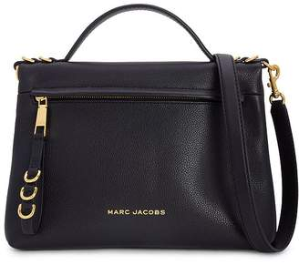 Marc Jacobs The Two Fold Medium Leather Shoulder Bag