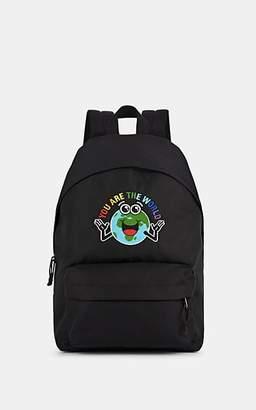 Balenciaga Men's Explorer Backpack - Black