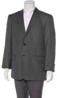 Valentino Wool and Silk-Blend Sport Coat