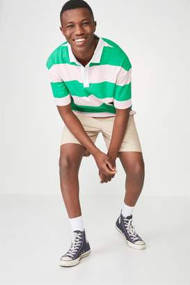 Cotton On Oversized Short Sleeve Polo
