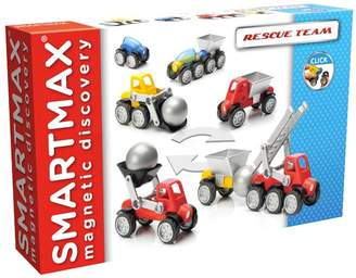 SmartMax Magnetic Discovery Power Vehicles Rescue Team Set