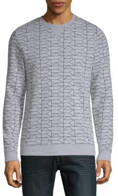 Sovereign Code Ingram Polygon Sweater