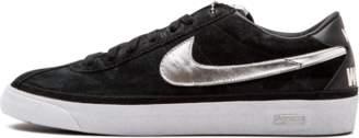 Nike Zoom Bruin SB Supreme 'Supreme' - Black/Metallic Silver