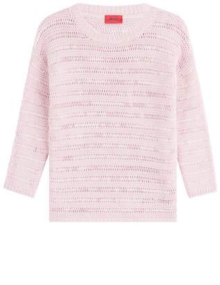 HUGO Cotton Pullover