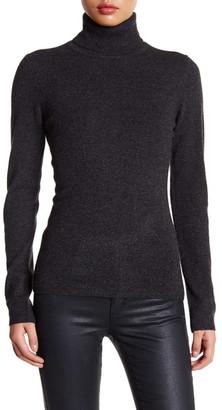 In Cashmere Cashmere Turtleneck Sweater $210 thestylecure.com