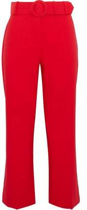 Walter W118 By Baker Belted Cady Kick-Flare Pants