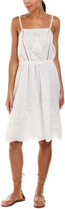 Johnny Was 4 Love And Liberty Silk-Blend Shift Dress