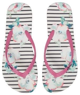 Joules Embellished Flip Flop