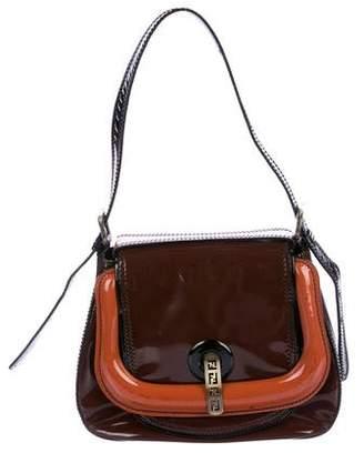 Fendi Small Patent Leather B. Bag