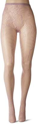 Hue Women's Blooming Net Tights