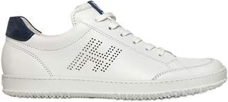 Hogan 20mm Perforated Leather Sneakers