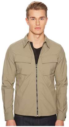 Belstaff Talbrook Lightweight Ripstop Shirt Jacket Men's Coat