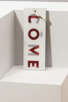 Come - Love key ring