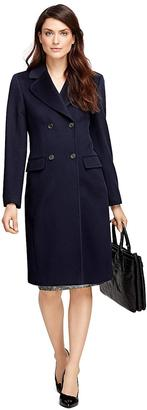 Double-Breasted Wool Coat $998 thestylecure.com
